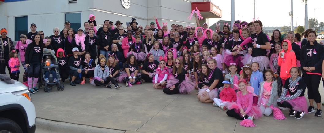 making strides race